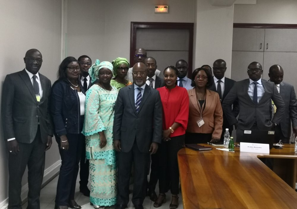 Réunion du Comité des Services Financiers Digitaux – Abidjan, 4 et 5 juillet 2019