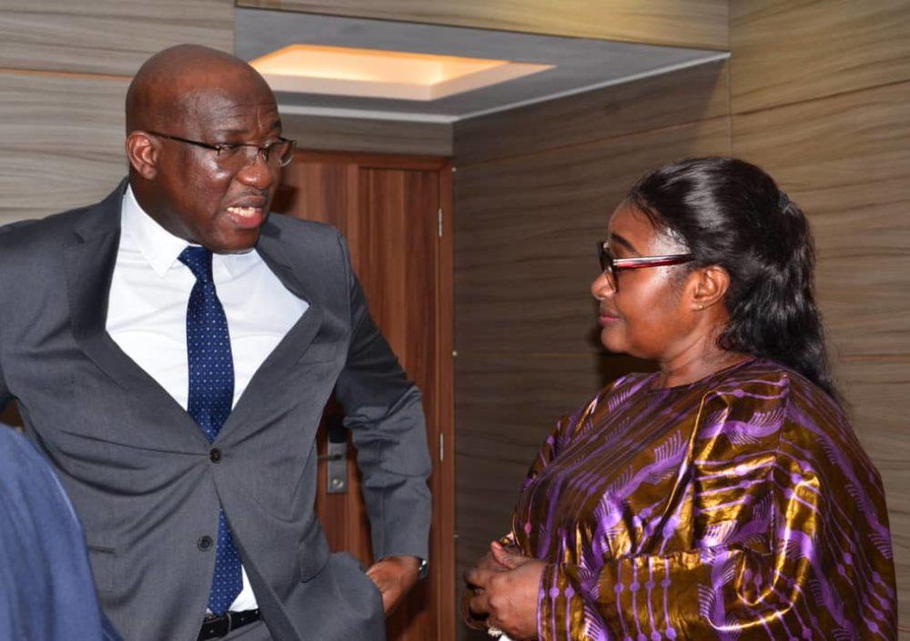 Réunion d'Information et de Communication sur les effets de commerce – Abidjan